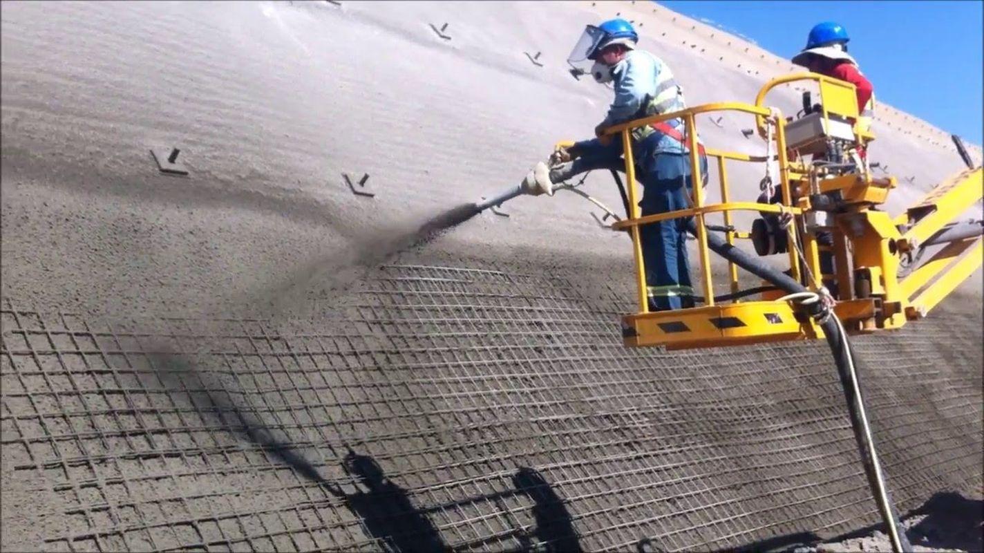 Betonwerken zullen worden uitgevoerd bij de aanbestedingsbrug en duikers
