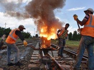 מתקן תחזוקת קו רכבת והכרזת רכש מכונאי