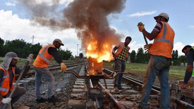 Railway Line Maintenance Repairman and Mechanic Purchase Announcement