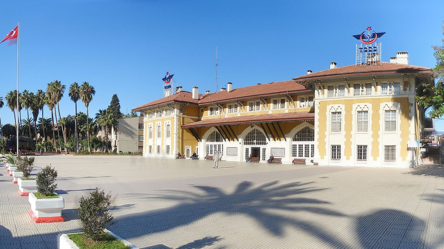 Adana Tren İstasyonu Telefon Numarası | RayHaber | RaillyNews