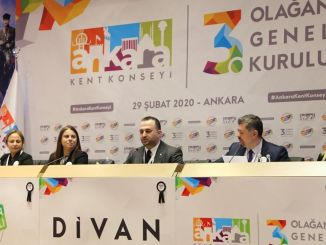 The golden rule of solidarity in an epidemic from ankara city council