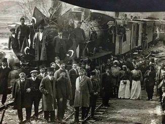 Ankara Yahsihan Linie