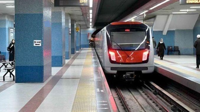 ankaralilar dikkat metro ve ankaray saatlerinde duzenleme