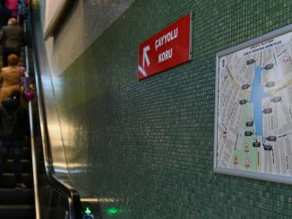 Maps that make life easier at ankaray stations