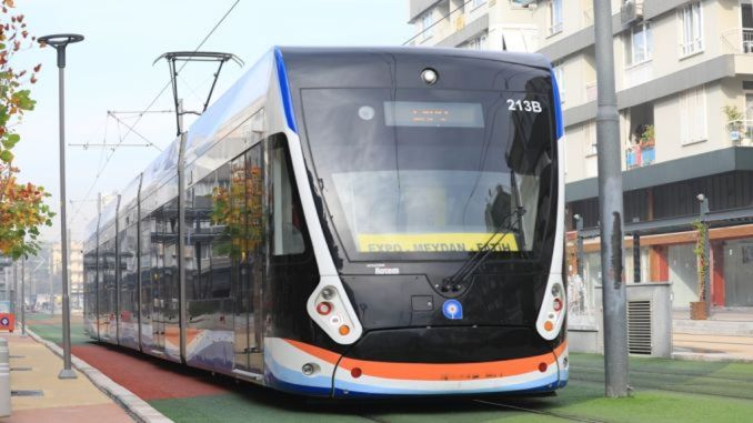antalya tram car purchase tender result