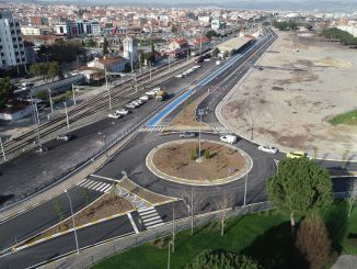 traffic density will decrease in alternative routes in Balikesir