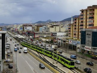 The right to free city travel for Bursa employees is extended