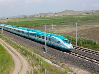 reaching a thousand kilometers network in the target year on railways