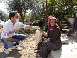 dosemealti municipality distributed a thousand free breads at the weekend