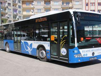 coronavirus regulation on elazigda bus routes