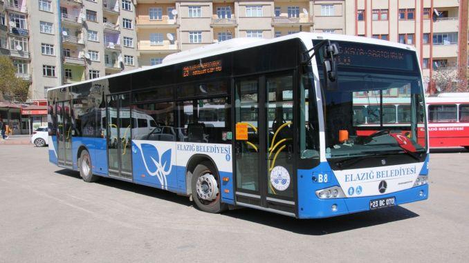 elazigda avtobus marşrutlarında koronavirus tənzimlənməsi