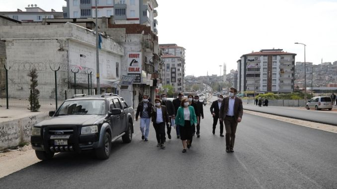 Gaziantep road work will be done this year