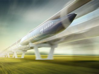 Between hyperloop and amsterdam paris will decrease in minutes