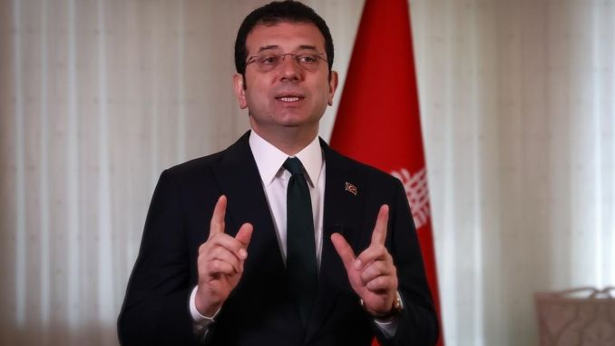imamoglu ramazan is the month of help, no matter who says whatever