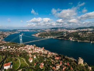 air quality improved in Istanbul in April