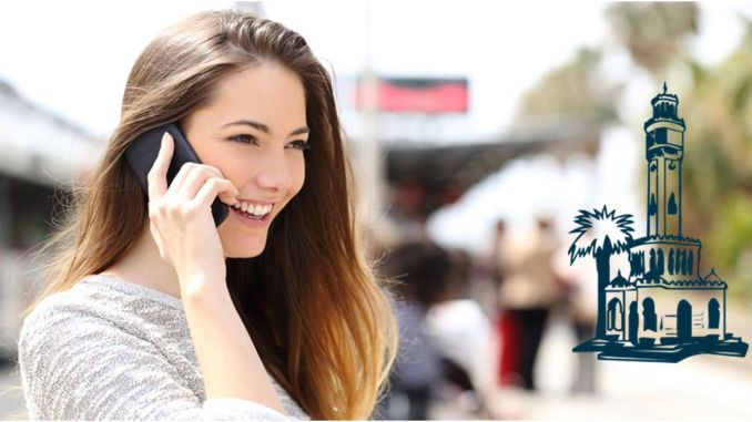 Punctual communication support for citizens from Izmir big city