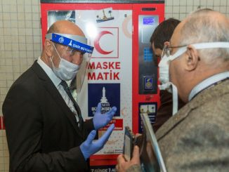 Izmir ifuksehir's iftar table and maskematic application in the international press