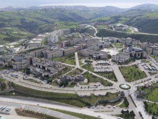 Stvorena je alternativna ruta do Univerziteta Kocaeli.