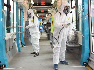 Disinfection studies in Konya continue increasingly.