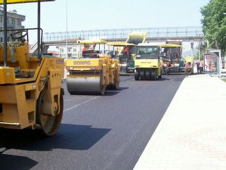 korfez county road maintenance, repair and renewal tender was made