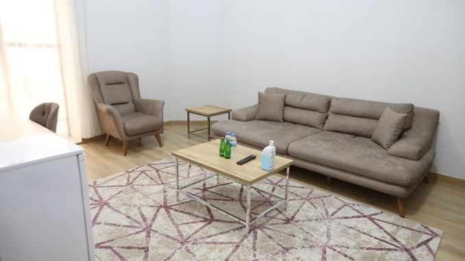 In the context of the fight against coronavirus, accommodation project starts for the homeless