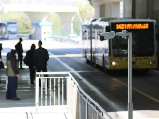 Thermal camera inspection started at metrobus stations