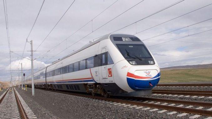 Fast train setting for mudanya road traffic