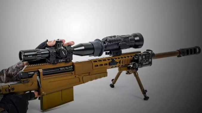 Pars plug-in and thermal weapon durbuns were delivered to the gendarmerie