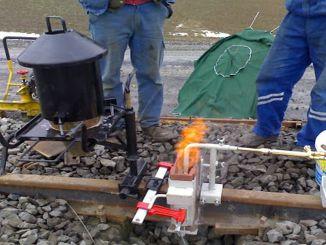 rail welding