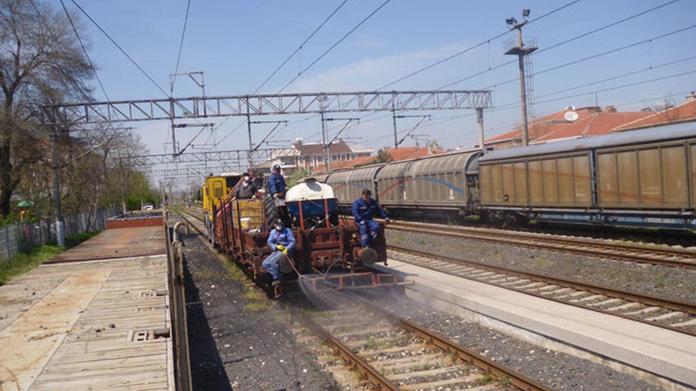 Medication warning on Istanbul Tekirdag railway from tcdd