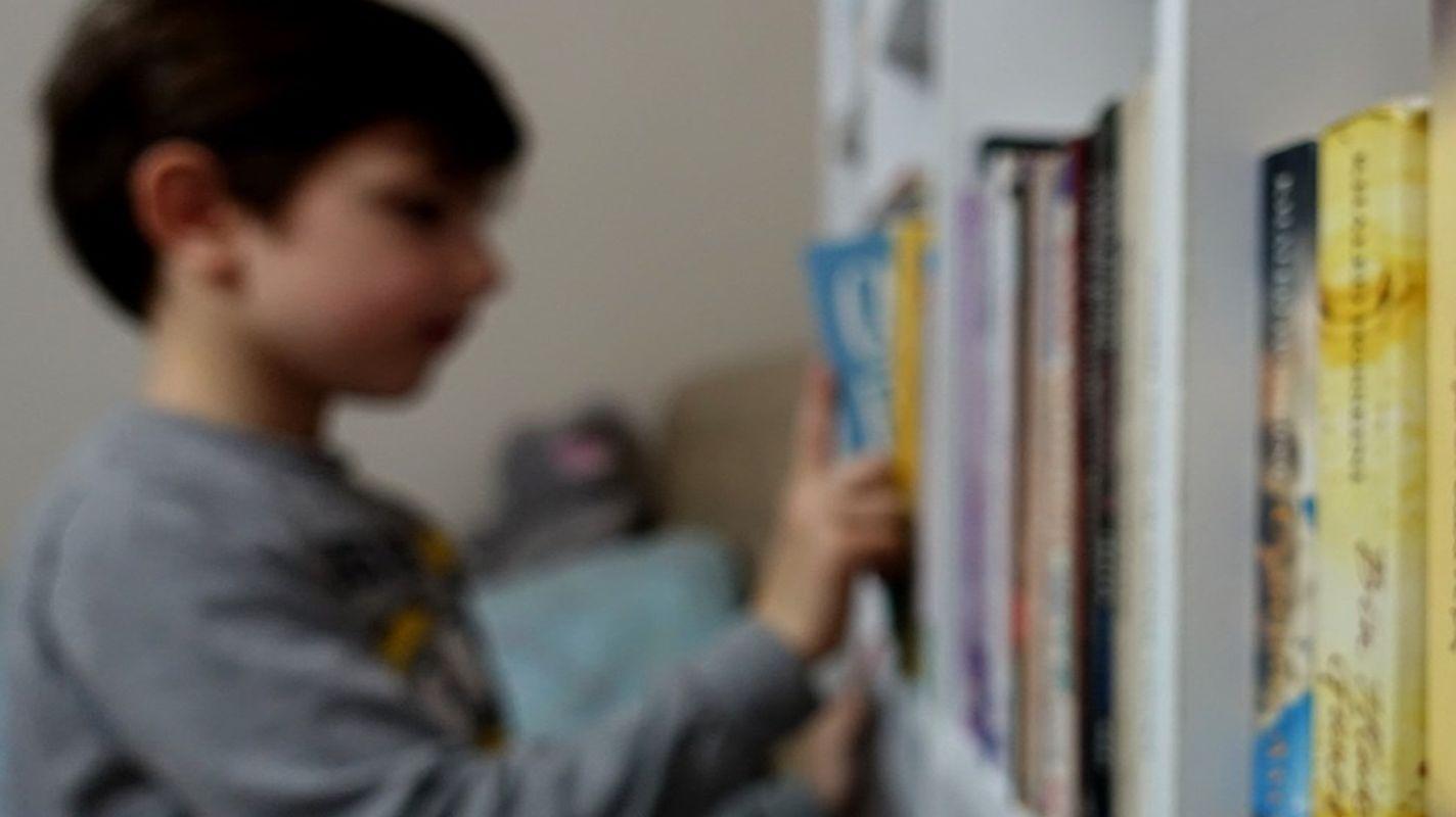 Daftar buku ramah anak telah diterbitkan untuk anak kecil