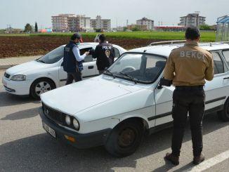 Reusachtige toepassing vóór dagelijkse straatbeperking