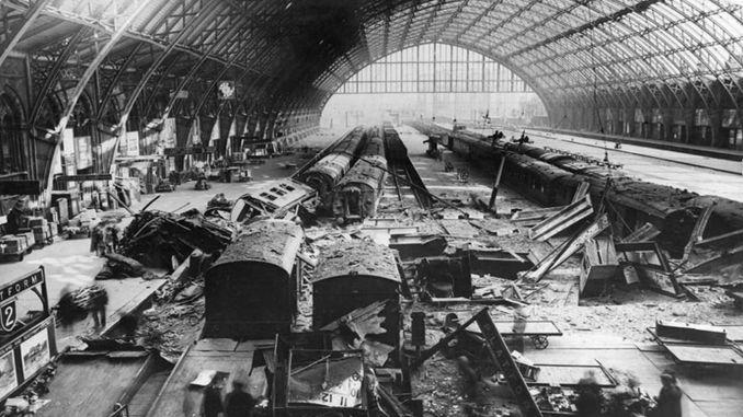 German air strike