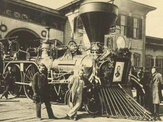 Κηδεία τρένο του Λίνκολν