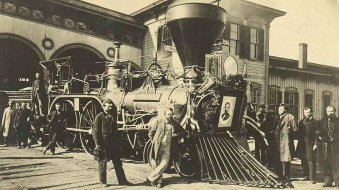 Treni ya Mazishi ya Lincoln