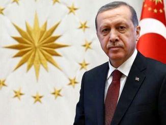 Recep Tayyip Erdogan ke mang