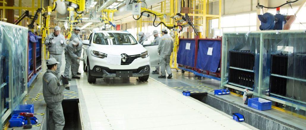 Renault Kişiyi İşten Çıkarıyor