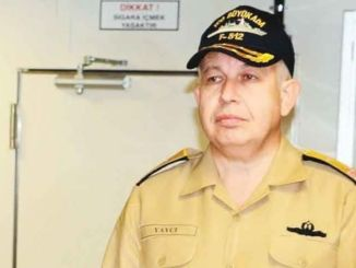Who is Admiral Cihat Yaycı