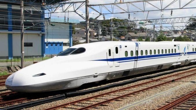 Tōkaidō Shinkansen dzelzceļš