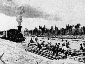 רכבת טרנס-סיבירית