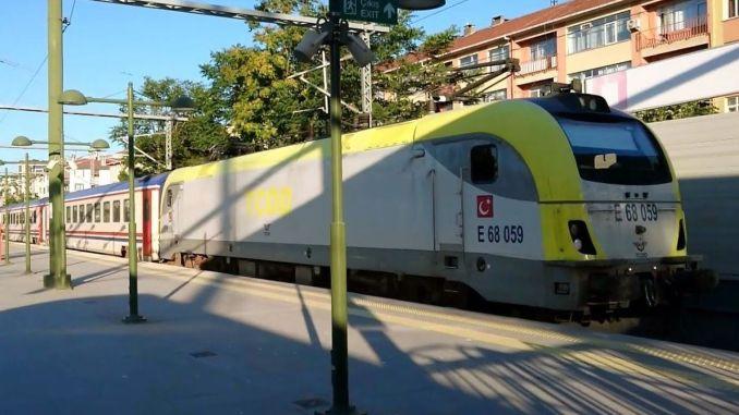 When will adapazari trains start