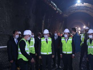 ankara được hoàn thành trong đường hầm t sẽ rút ngắn thời gian giữa istanbul