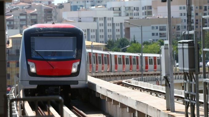 How will mass transportation be in Ankara during the day