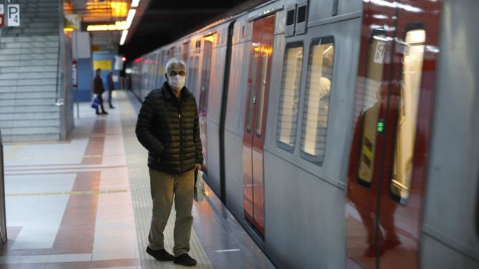 Хидматрасонии метро ва ego автобусҳо дар маҳдудиятҳои ҳамарӯза дар Анқара чӣ гуна истифода хоҳанд шуд?