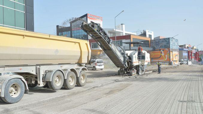 la movilización de asfalto continúa en Ankara