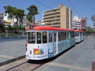 antalya nostaljik tramvay