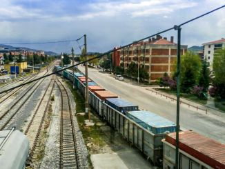 arkas logistics broke a record in railway transportation
