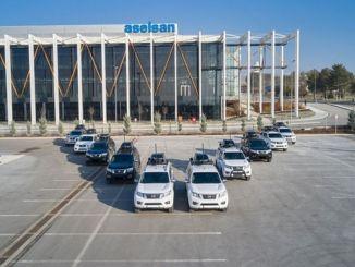 Aselsan首次交付了線圈保護的貴賓車