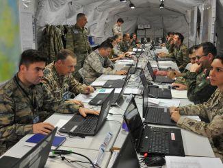 Ejiri aselsan network kwadoro ọrụ a na omume NATO