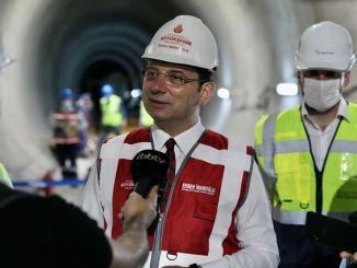 kereta bawah tanah atakoy ikitelli akan dioperasikan